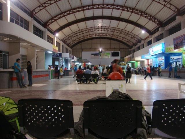 Terminal rodoviária de Puerto Maldonado