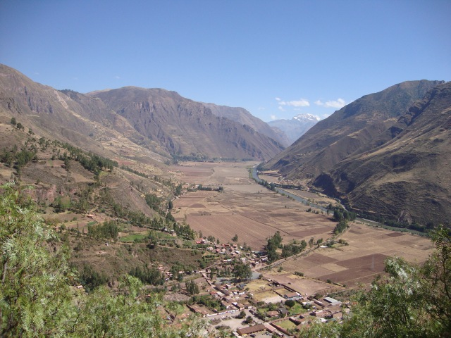 Vista do Mirador Taray