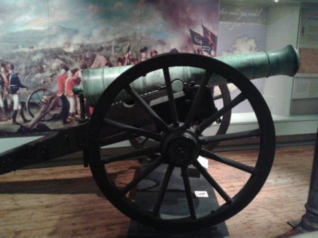 canhão guerra
