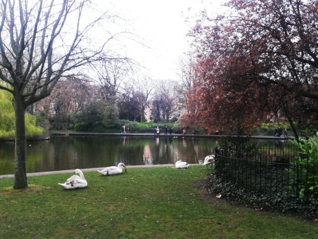 Saint Stephen's Green Park