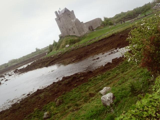 dunguaire castle castelo irlanda