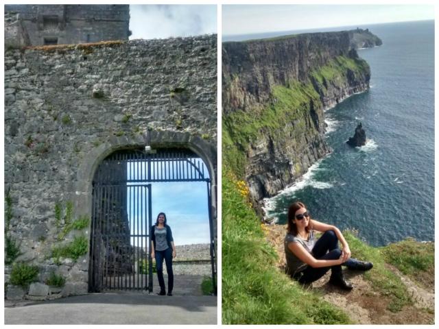 Dunguaire Castle & Cliffs of Moher