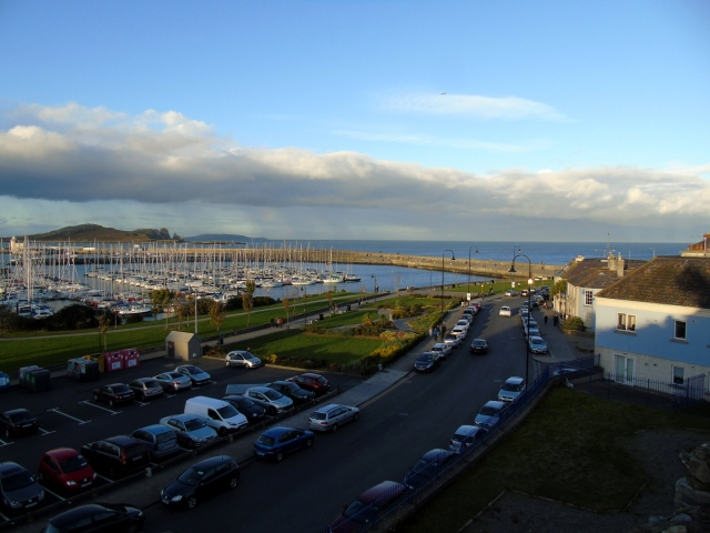 howth view