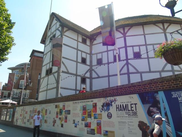 Teatro Shakespeare em Londres