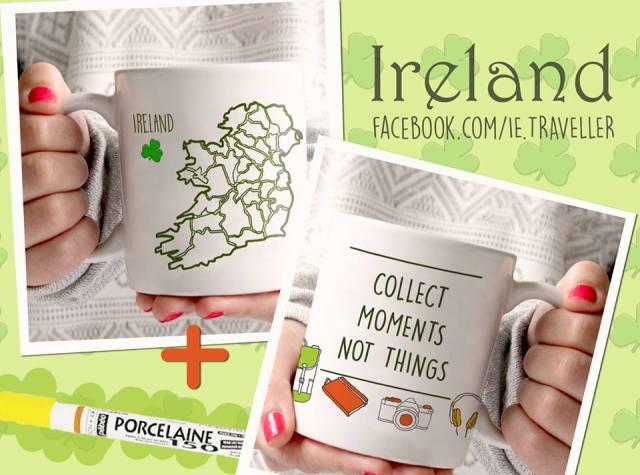 caneca Irlanda