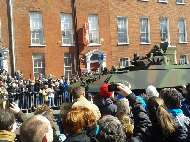 easter rising parade dublin