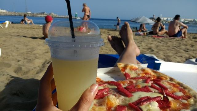 praia puerto rico pizza